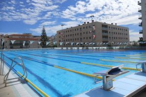 Crol Centre Calella - Piscine olympique