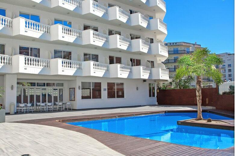Crol Centre Calella - Piscina olímpica - Hotel Bernat II - Calella Costa de Barcelona