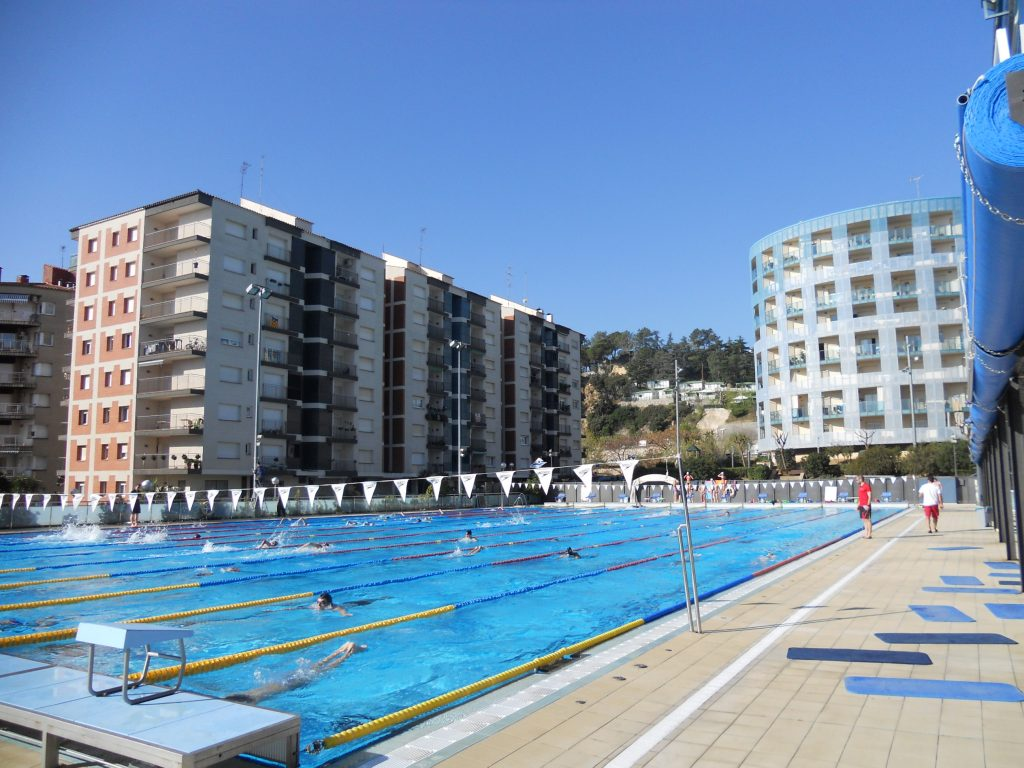 Crol Centre Calella - Olympic swimming pool - Calella - Coast of Barcelona